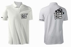 site KFF Polo Blanc