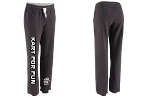 site KFF pantalon noir femme
