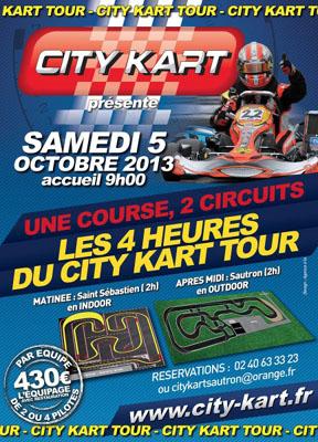 2x2H city-kart