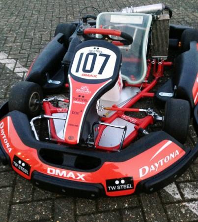 Daytona Rotax max 125CC